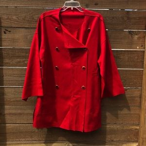 Red Jacket 3/$25